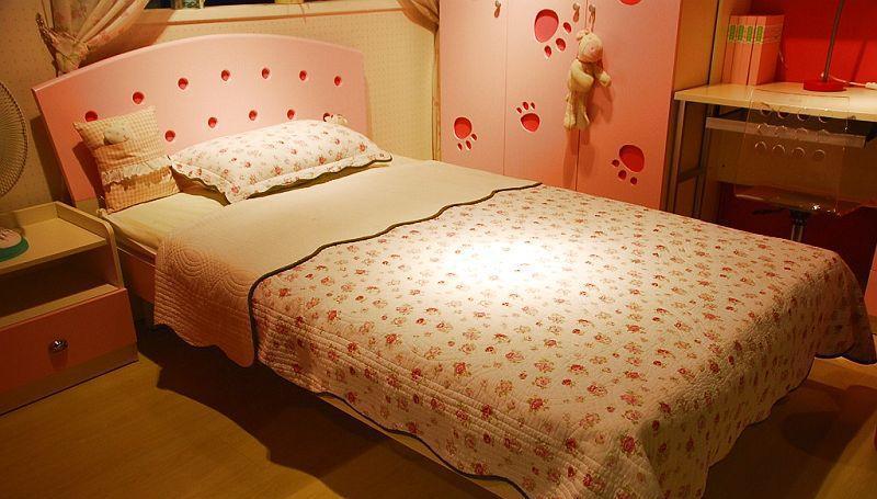 我爱我家儿童家具床架FA03-12-01FA03-12-01