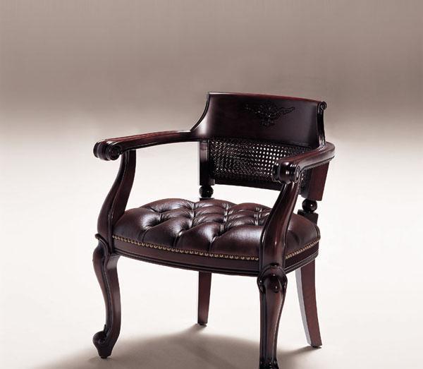 大风范书桌椅香舍梵纳系列X-82125X-82125