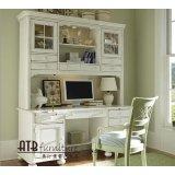 奥汀堡艺术家具克洛伊系列7218欧式家具白色书桌