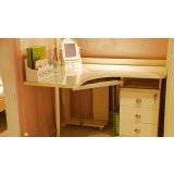 我爱我家儿童家具F61101-IA+6+S+Y组合书桌