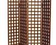 凡木居现代中式系列A6001方格屏风