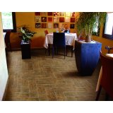 Listone Anticato系列瓷砖餐厅01效果图