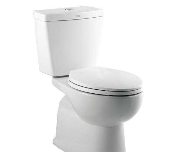 美标分体座厕新伊斯达3/6升加长型CP-2818.602CP-2818.602