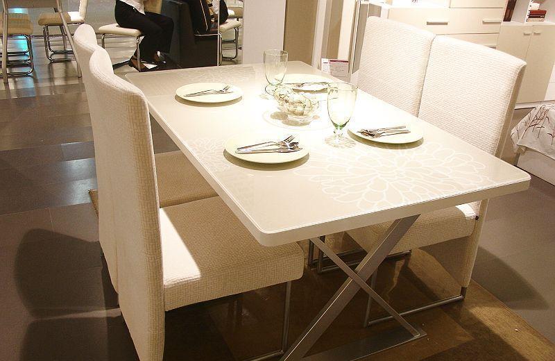 优美家餐厅家具餐桌KF58