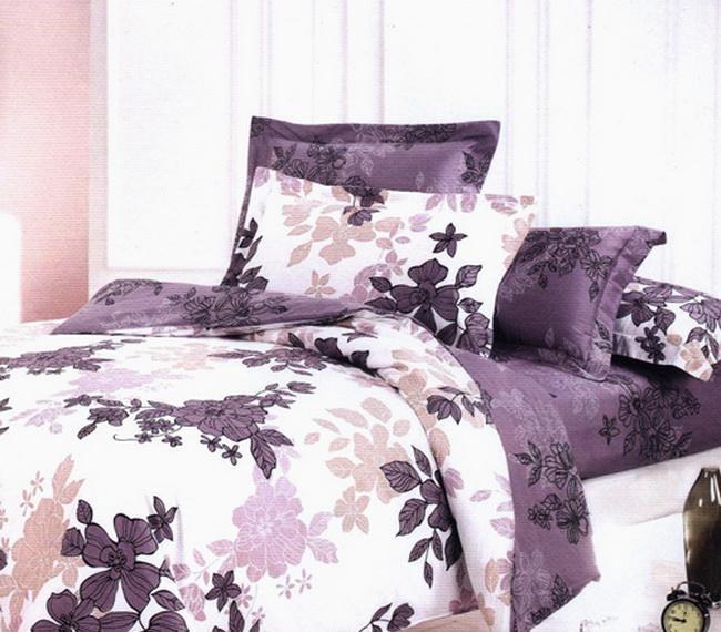 博洋家纺床单四件套-如花似锦如花似锦