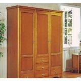 大风范家具洛可可卧室系列RC-851-3三门衣柜