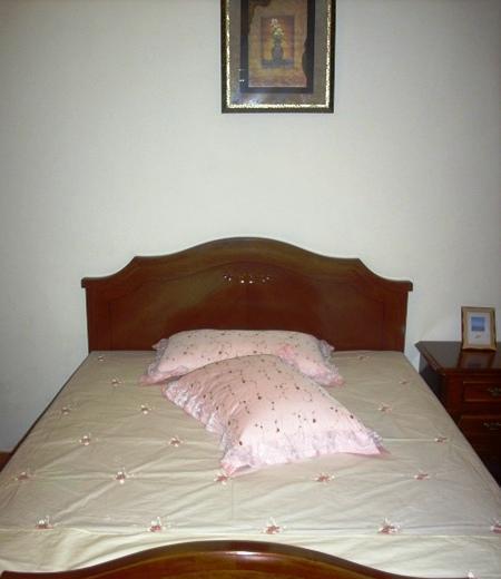 天坛家具-卧室家具-双人床A044-118A044-118