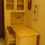 树之语新艾薇尔松木原木色系列SCP-1Y书柜电脑桌