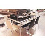 斯帝罗兰时尚休闲餐椅CY8803