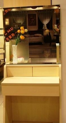 五木板式家具系列-梳妆台WD-8