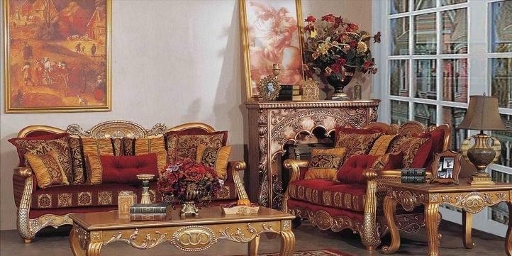 雅梦娜欧E292美式沙发E292