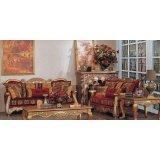 雅梦娜欧E292美式沙发