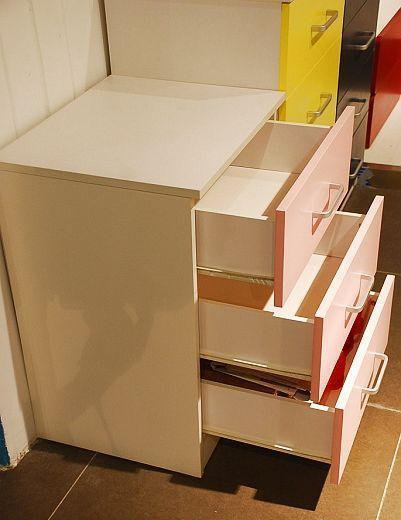 多喜爱儿童家具三斗柜8IO18IO1