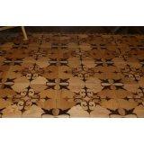 安然踏步p600-301#多层实木复合地板