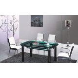 朗臣时尚系列TBD-B080-B611餐桌