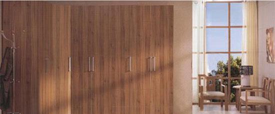森盛家具客厅套装浅胡桃系列12(衣帽架)Y07001