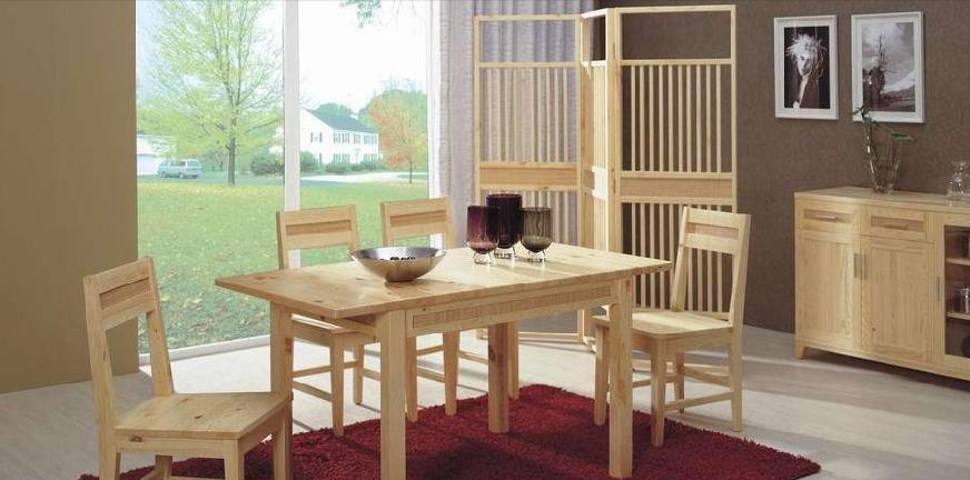 翡翠藤器餐台椅组合007777