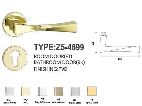 门锁系列->Handle-99