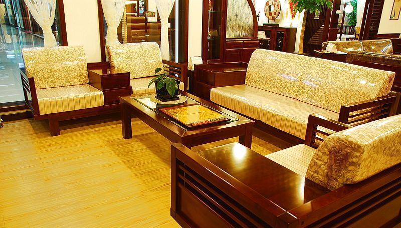 国盛客厅家具东方组合沙发(含大小茶几)东方组合沙发含大小茶..
