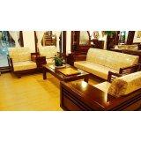 国盛客厅家具东方组合沙发(含大小茶几)