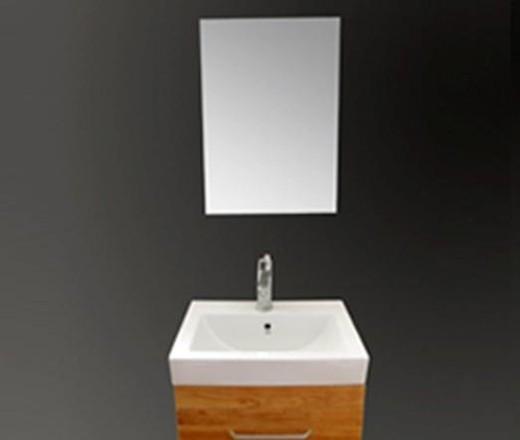 惠达卫浴组合FL021盆+CHGFL021柜+M-FL021镜子FL021+CHGFL021+M-F