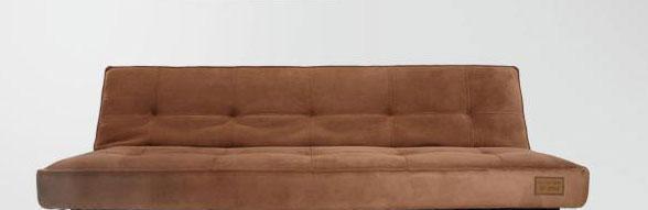 麦斯得尔卡萨布兰卡系列艾达s17沙发床(褐)s17