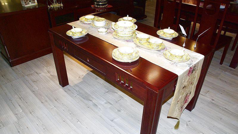 光明餐厅家具餐桌001-4134-1400001-4134-1400