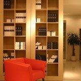 瑞时赛博板式书柜-单色油漆