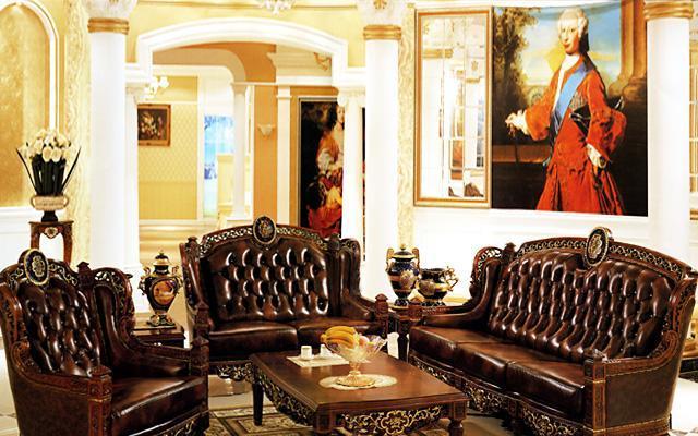 威格斯尔BD02439G095沙发<br />