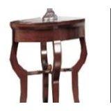 美凯斯家具卧室家具新传统风系列木面圆几M-C553