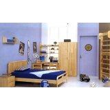 雅琴居儿童床头柜家经典 星星索系列SL6220