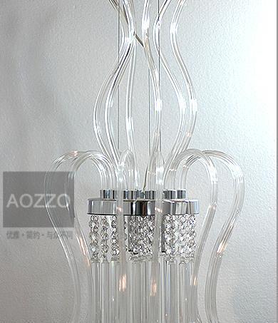 奥朵AOZZO系列CL10006水晶吊灯