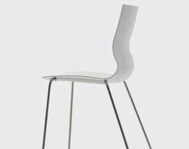 北欧风情餐椅 15201520