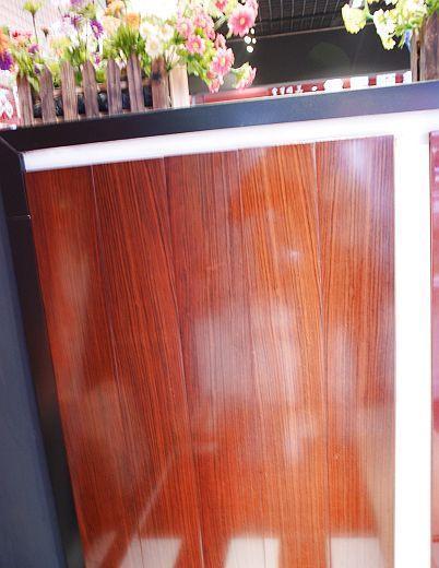柏瑞实木复合地板黑檀黑檀