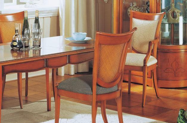 大风范家具新洛可可餐厅系列RC-720-2餐椅RC-720-2餐椅