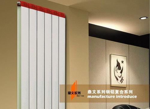 九鼎8GL1800钢铝散热器