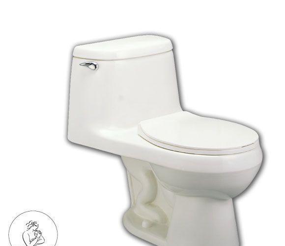 美标连体座厕迈阿密系列节水型CP-2096CP-2096