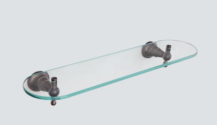 伊翎红古铜单层玻璃平台EL-1618100AMEL-1618100AM