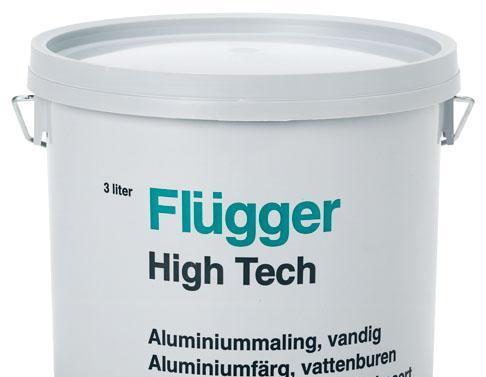 福乐阁水性金属漆High Tech Alumimum P..
