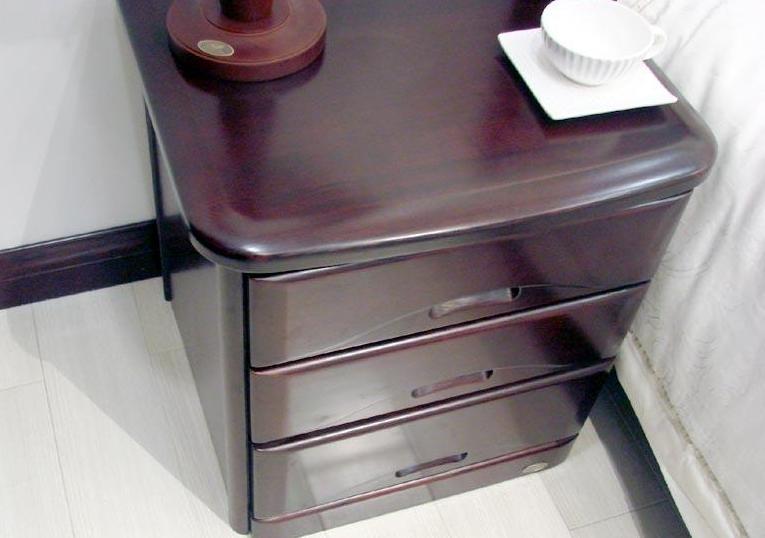 双叶卧室家具床头柜F12-3