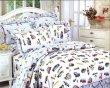 梦洁家纺全棉花边三件套(1.2和1.5床用)11号