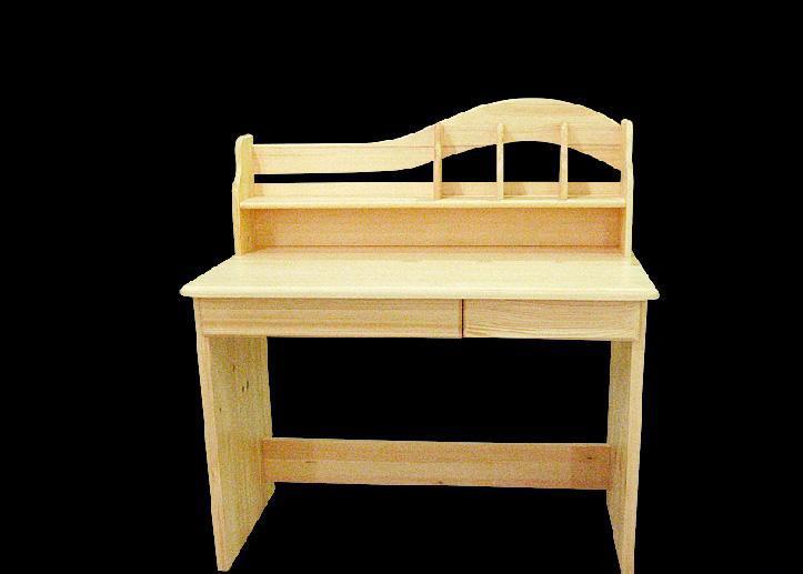 贵人缘松木书桌I01