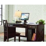 奥汀堡艺术家具阿瑞斯系列A87575美式家具电脑桌