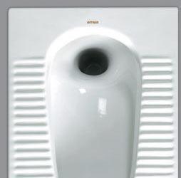 安华蹲便器蹲厕系列aLD5311aLD5311