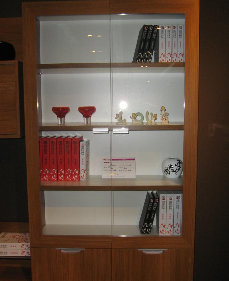 国安佳美家具书柜i2001i2001