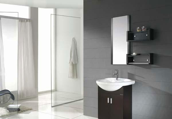 心海伽蓝醇雅·落地系列KL-301浴室柜