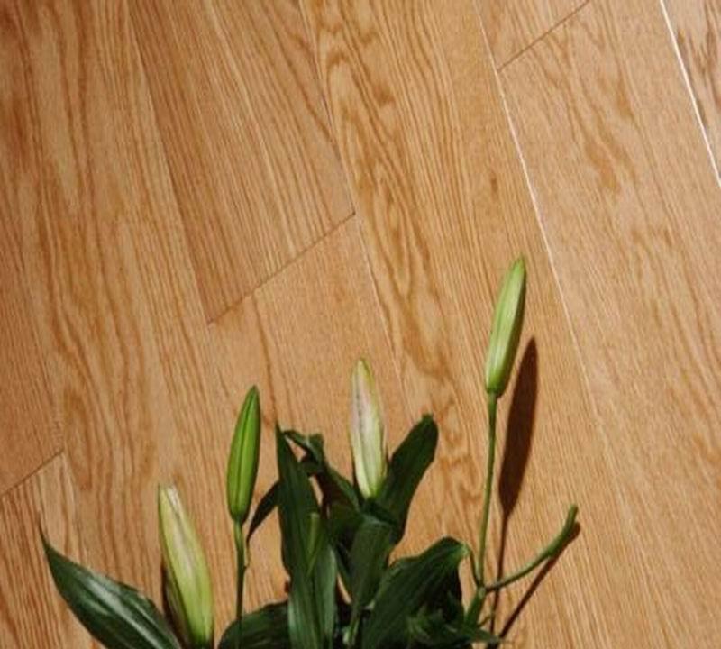 康辉实木地板江南风系列栎木1栎木1