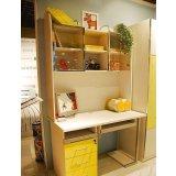 多喜爱儿童家具电脑桌 组合书桌8G01-AA+H+L+8U2