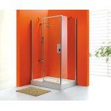卫欧卫浴玻璃淋浴房VG-525