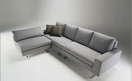 北山家居客厅家具多人沙发1SC048AD1SC048AD